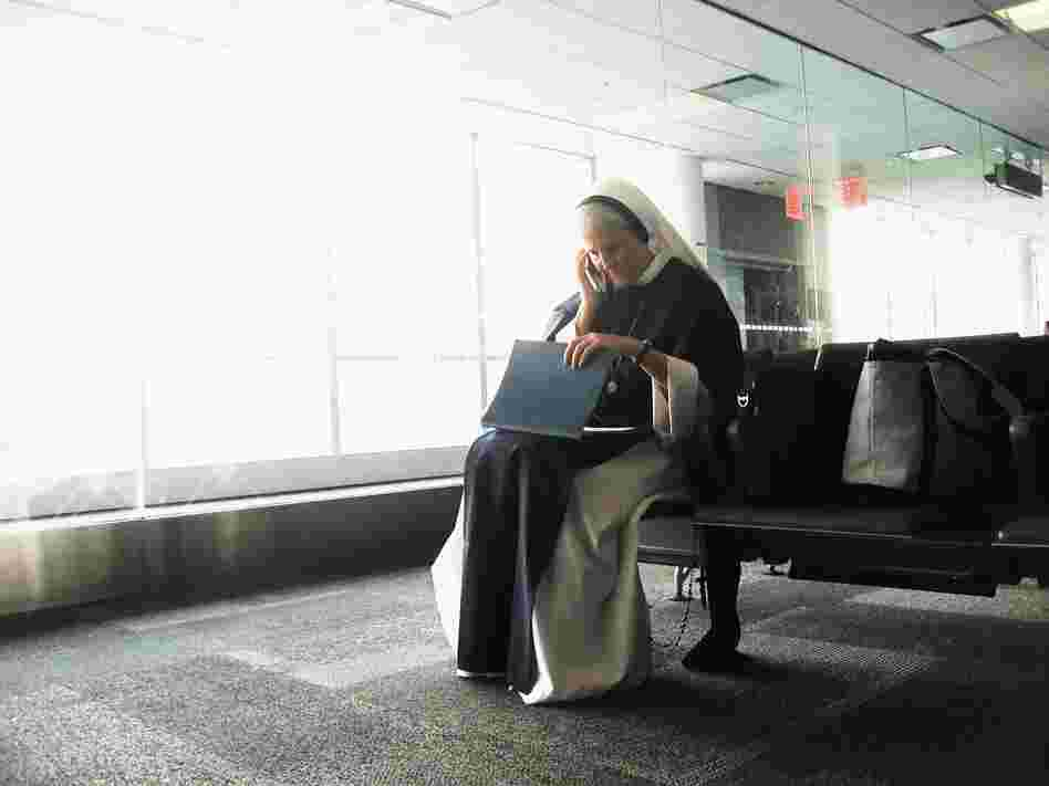"Toronto: ""I believe she is the nun of the future."""