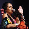 Lila Downs performs at the Miami International Film Festival in March.