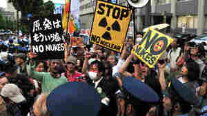 Amid Fierce Debate, Japan To Restart Nuclear Plants
