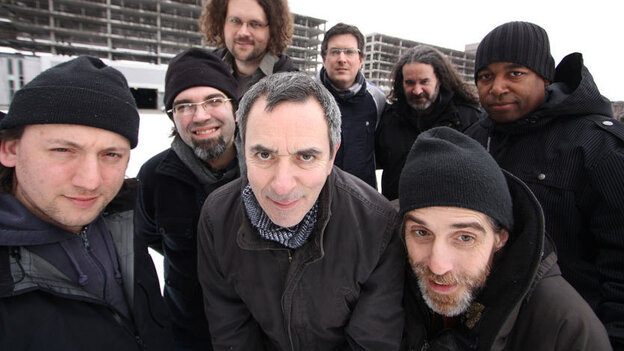 L'Orkestre des Pas Perdus' latest album, L'âge du cuivre, was just nominated for a Juno Award.