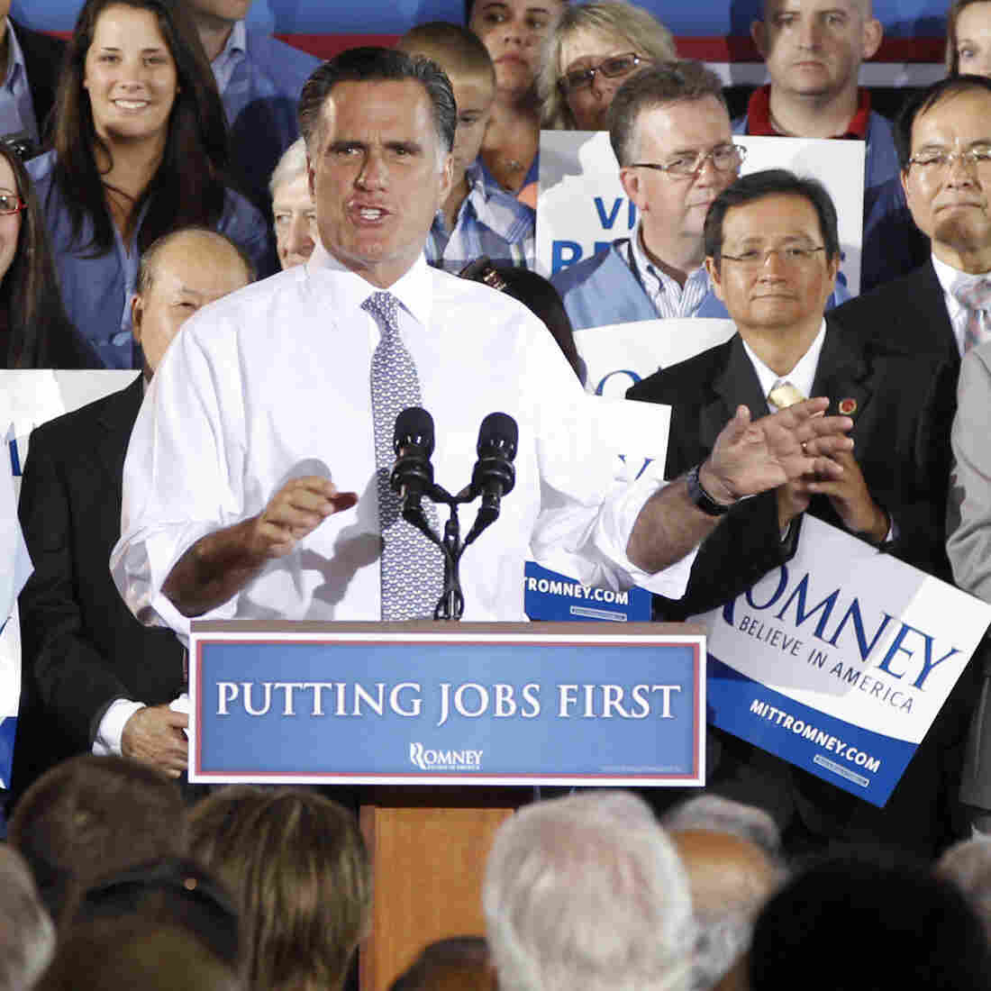 Romney Gets No Relief On Outsourcing Story