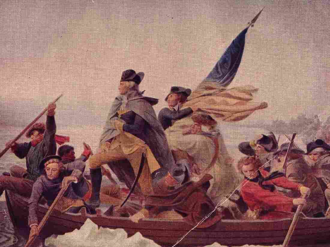 George Washington refused a salary during the Revolutionary War but kept extremely detailed financial records in order to claim his expenses from Congress.
