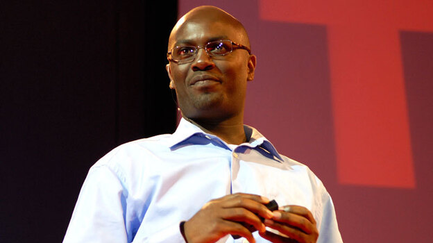 """""""Most of the rich countries are attracted to Africa's poverty rather than its wealth. And in the process they end up subsidizing our failures, rather than rewarding our accomplishments."""" — Andrew Mwenda (TED)"""