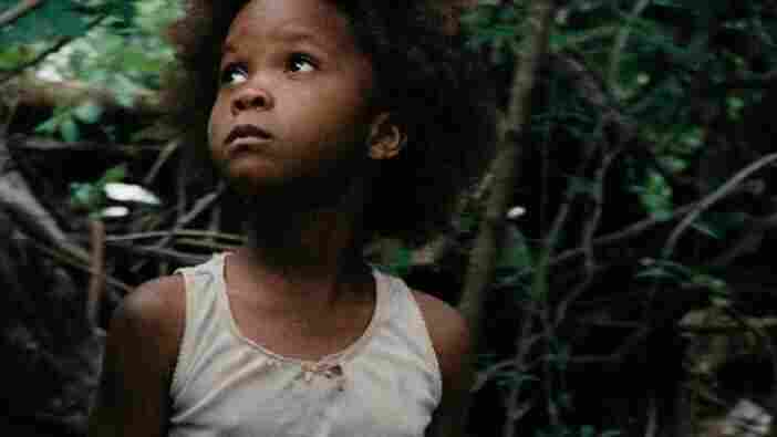 Hushpuppy, the 6-year-old at the center of Beasts of the Southern Wild, is played by Quvenzhane Wallis, who was found by director Benh Zeitlin in a Louisiana elementary school.