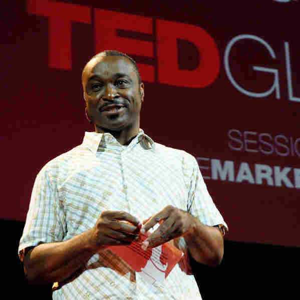 """""""We had to unveil an Africa that wasn't that well known to ... a number of audiences."""" — Emeka Okafor"""