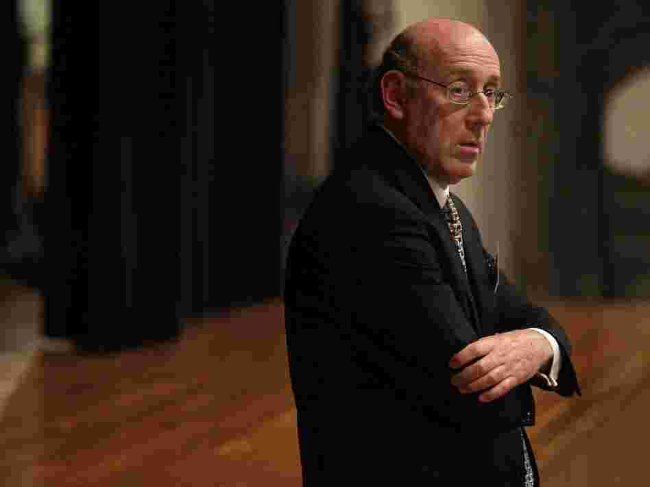 Attorney Kenneth Feinberg has been administering special compensation funds for three decades.