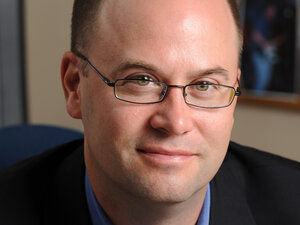 Notre Dame Law School professor Richard Garnett
