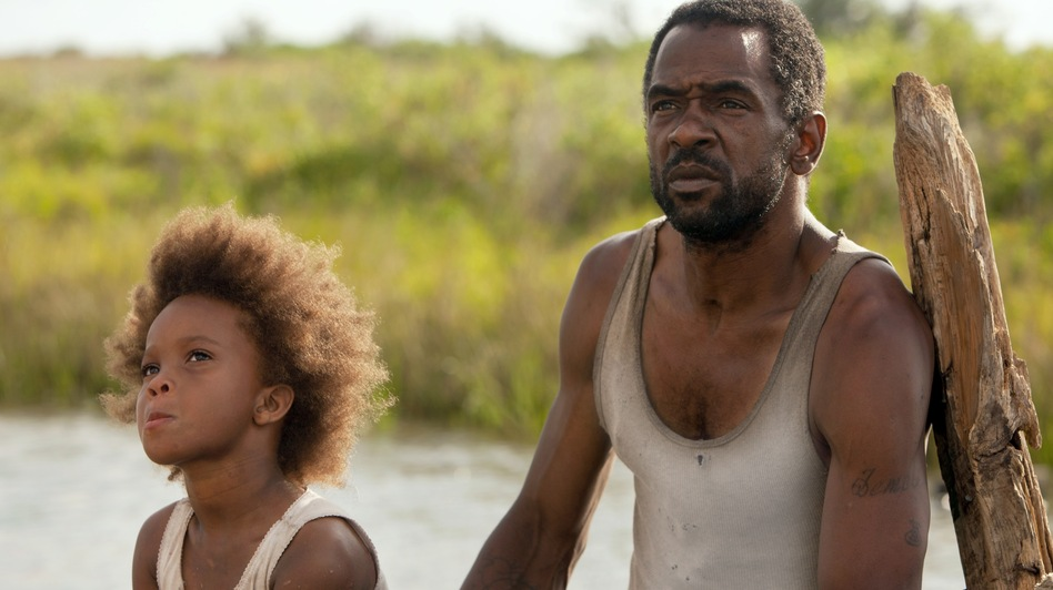 Wink (Dwight Henry) raises Hushpuppy with heavy doses of tough love. (Fox Searchlight Pictures)