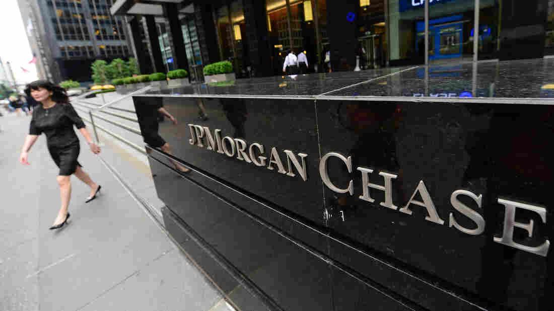 JPMorgan Chase & Co.  headquarters in New York.