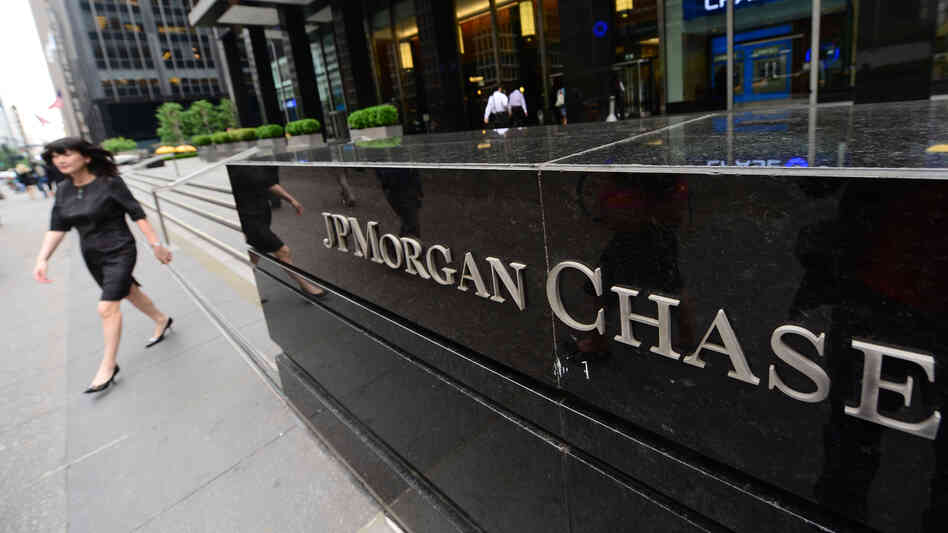 JPMorgan Chase & Co.  headquarters in New York.