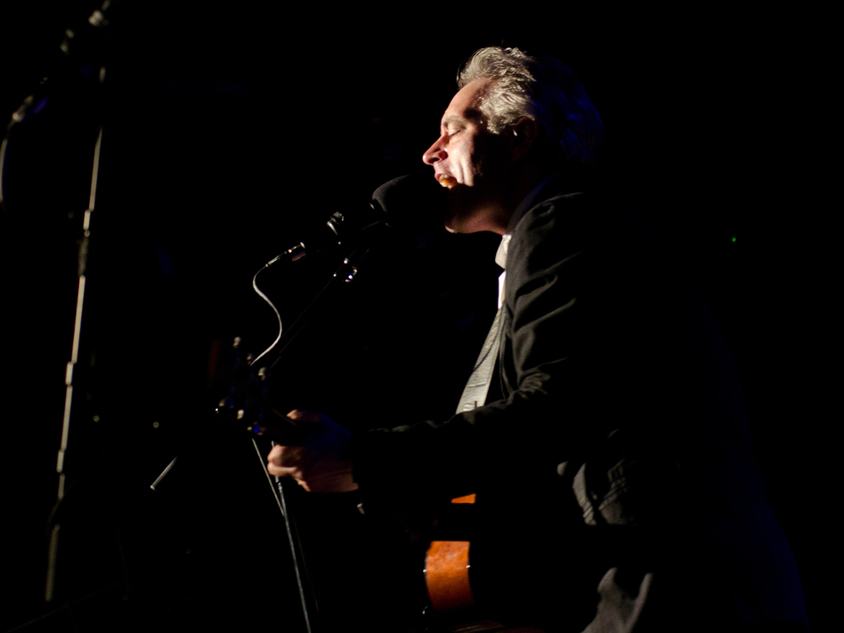 <em>Cabinet</em> host John Wesley Harding kicked off the show with a heart-stopping Conway Twitty cover.