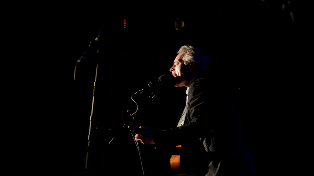 Cabinet host John Wesley Harding kicked off the show with a heart-stopping Conway Twitty cover. (NPR)