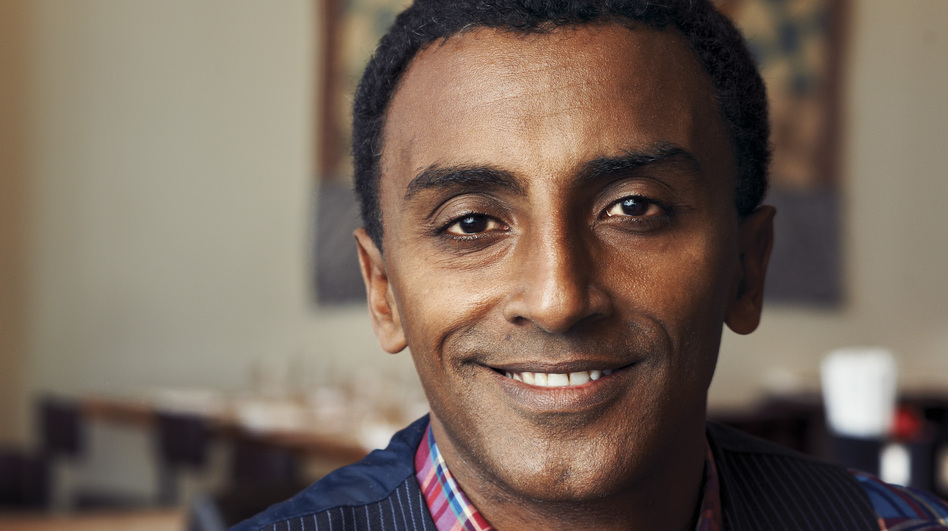 James Beard award-winning chef Marcus Samuelsson has been a judge on Top Chef, Iron Chef America and Chopped. (Courtesy of Marcus Samuelsson)