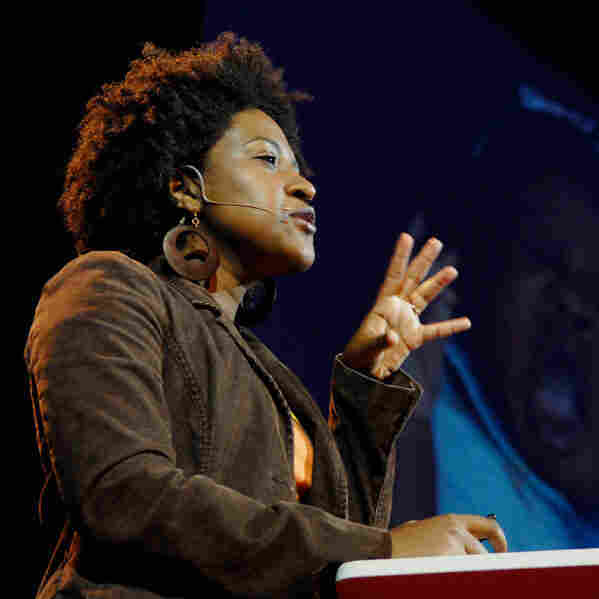 """We talk about African governments like they've been dropped from Mars, you know? They come from us."" — Ory Okolloh"