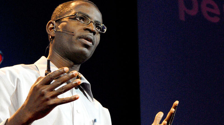 """I was now a member of a generation that owed a responsibility to a future generation."" — Patrick Awuah (TED)"