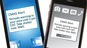 This Year, Weather Service Will Begin Pushing Notifications To Cellphones