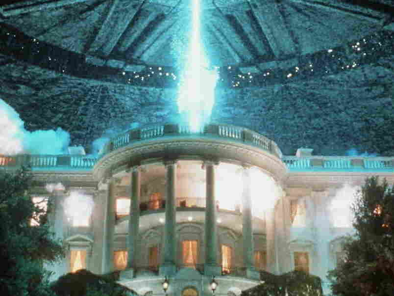 In the 1996 20th Century Fox film Independence Day, the White House did not fare well.