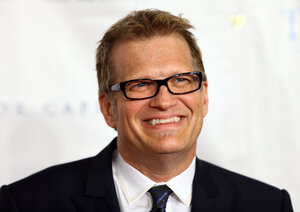 Drew Carey attends the 36th annual T.J. Martell Foundation's Honors gala at the Marriott Marquis Times Square on Nov. 3, 2011, in New York City.