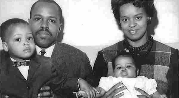 The Shield and Robinson lines met in 1959 in Chicago, where Fraser and Marian Shields Robinson married and raised their children, Craig and Michelle.