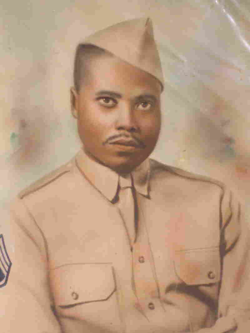 Obama's paternal grandfather, Fraser Robinson Jr., fought in World War II and spoke Gullah, a language that emerged on the South Carolina coast during slavery.