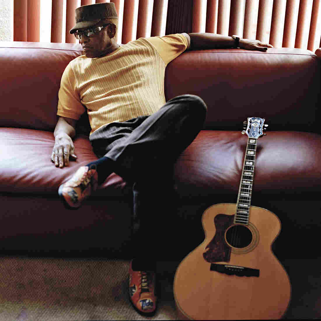 Bobby Womack: 'God Must Still Have A Purpose For Me'