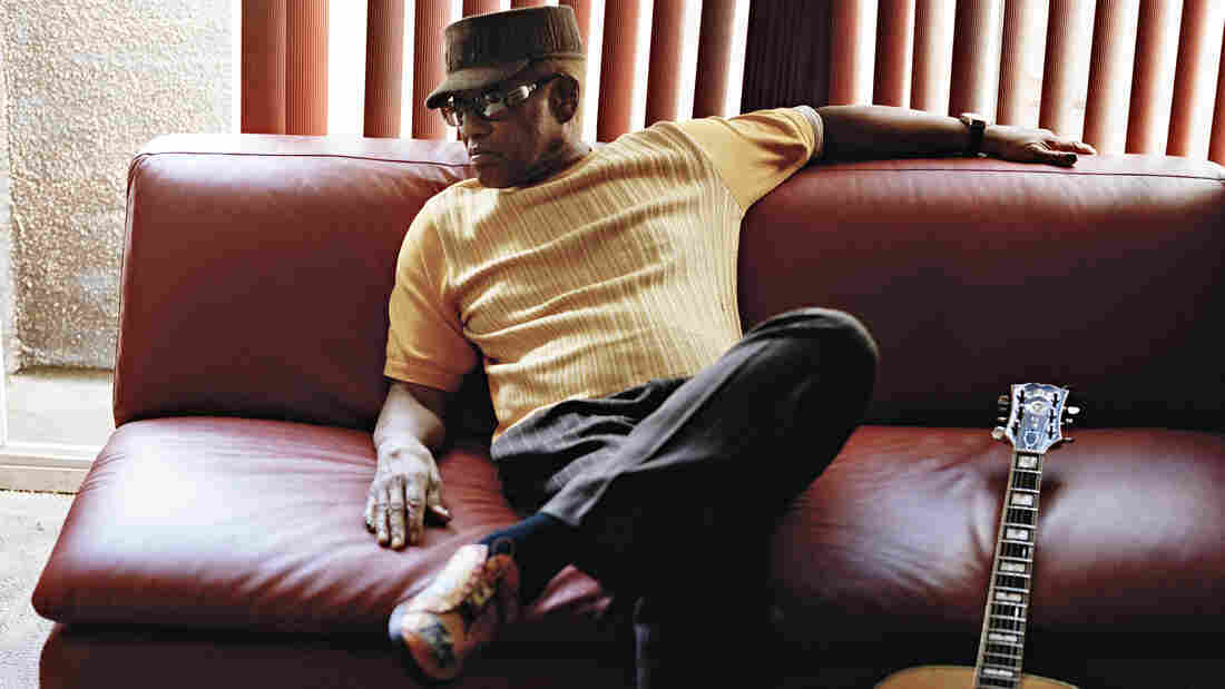Bobby Womack's latest album, The Bravest Man in the Universe, came out June 12.