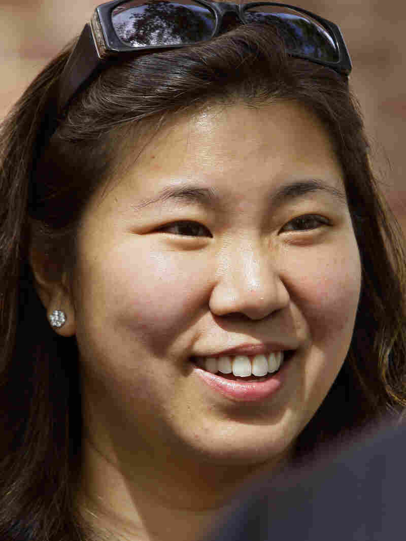 The seat Grace Meng holds on the New York Assembly was once held by her father, Jimmy Meng.