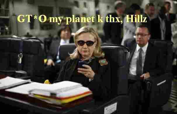 Hilary Clinton meme.