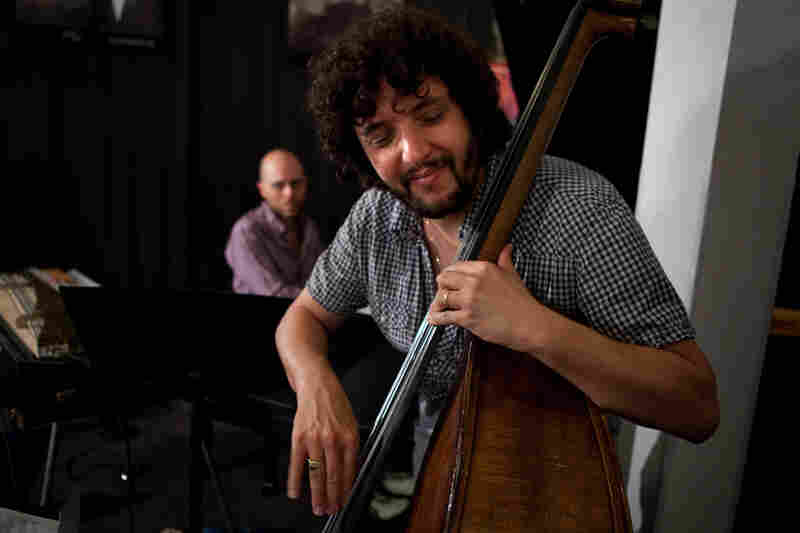 Bassist Omer Avital is the truth.