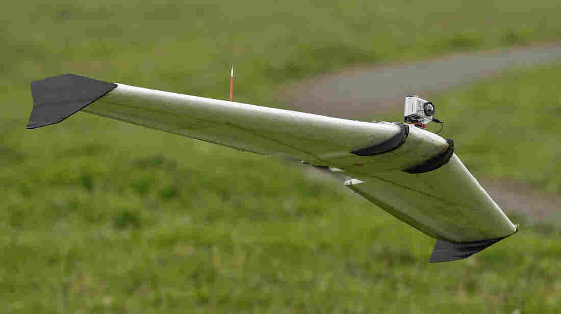 Interest in the domestic use of unmanned drones