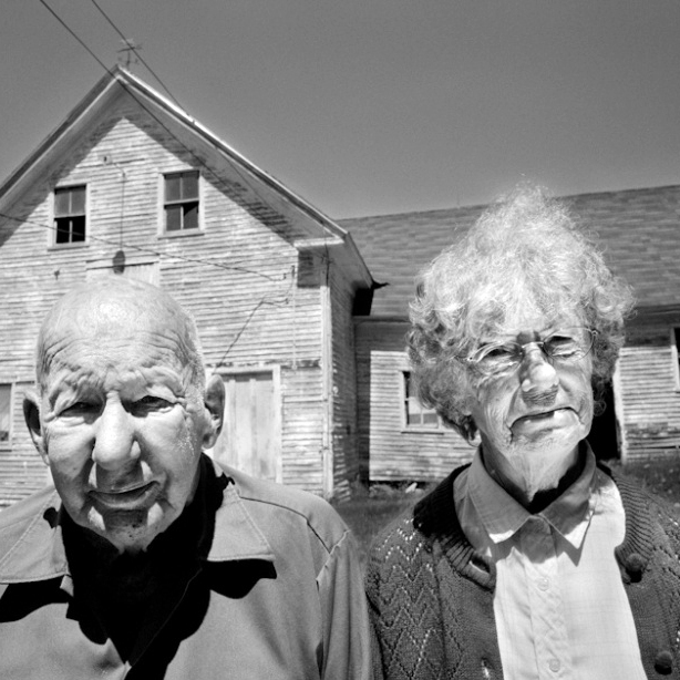 A photograph from the series Sending Milk, a documentary project about the family farms of Vermont.