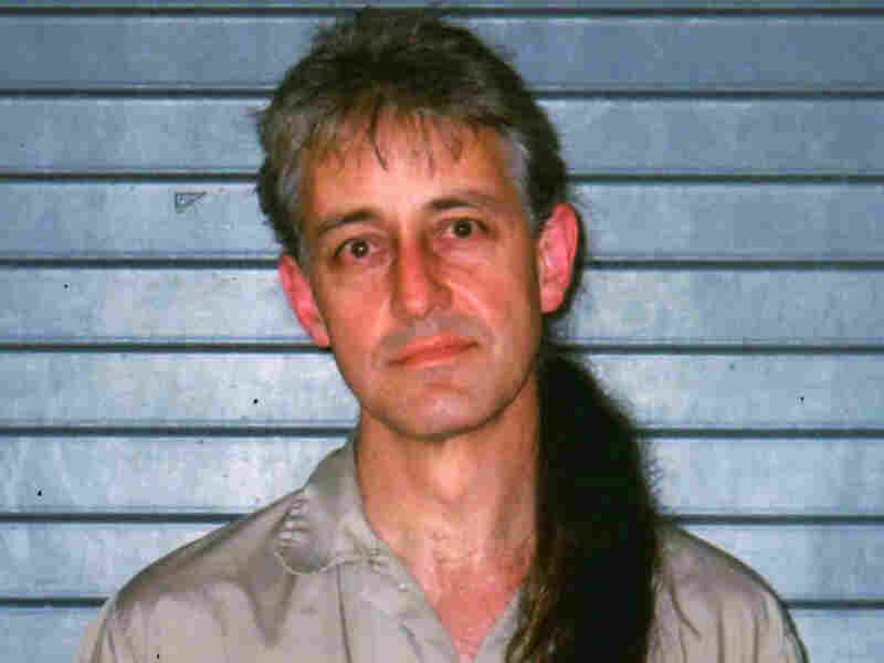 Keith Judd, federal prisoner and — in West Virginia — a Democratic presidential candidate.