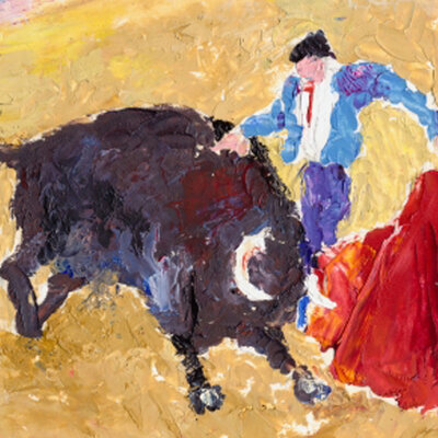 Bullfights, Bankruptcy And A Damn Dangerous Book