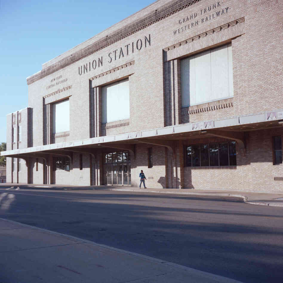 South Bend, Ind., used to be a company town, but it never quite recovered from the closure of Studebaker in 1963. Today, areas of town are turning around, such as Union Station, which now houses a tech center.
