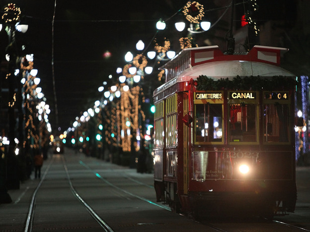 Canal Street in New Orleans (Getty Images)