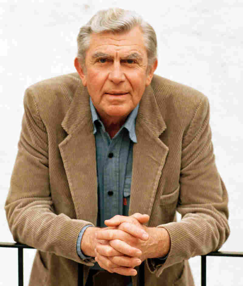 Born in North Carolina, actor and comedian Andy Griffith was known for playing the wise, gentle Southern patriarch, both in the 1960s sitcom The Andy Griffith Show and the 1980s-'90s legal drama Matlock.
