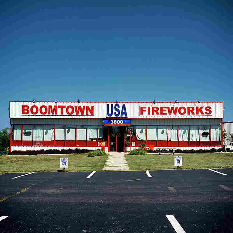 Boomtown USA Fireworks. Merrillville, Ind.