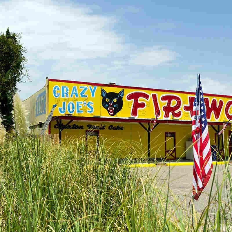 Crazy Joe's Fireworks. Hardeeville, S.C.