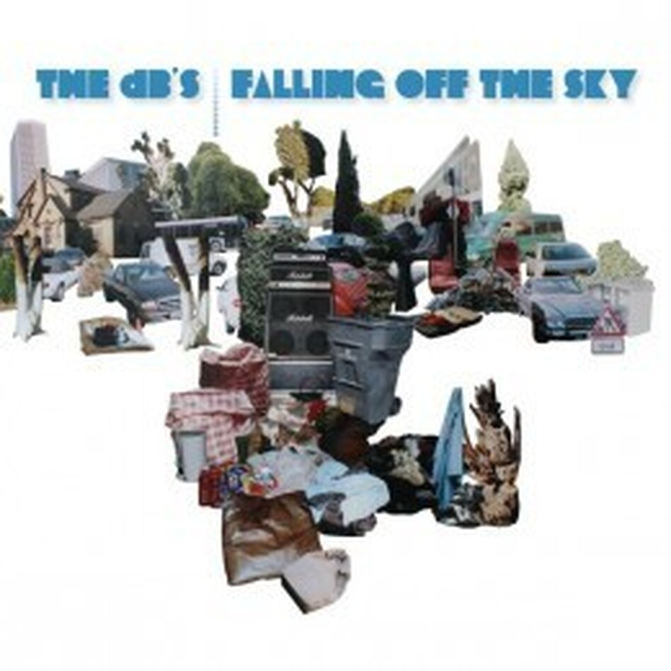 cover for Falling Off the Sky