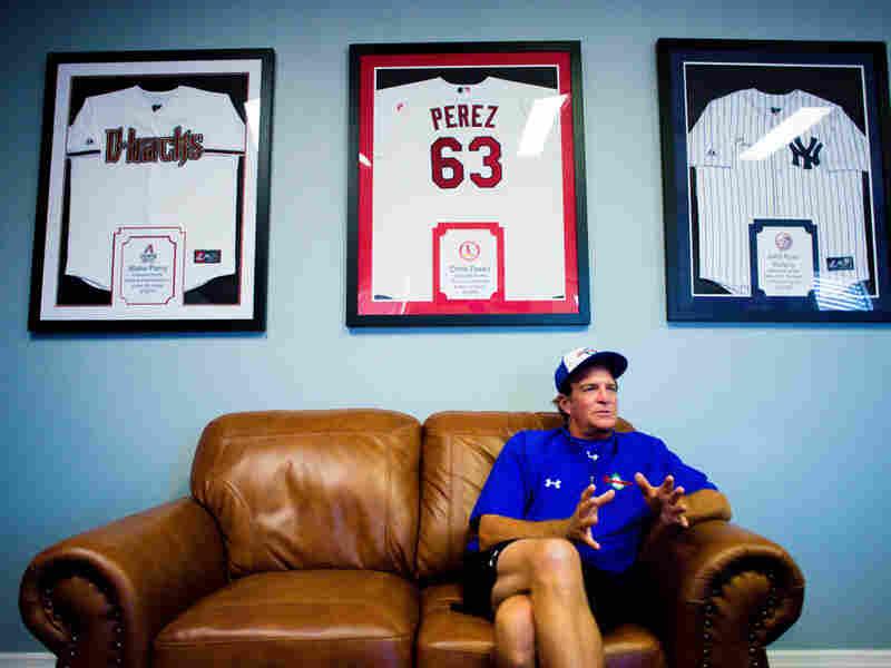 IMG Baseball Academy Director Ken Bolek is a former major and minor league coach.