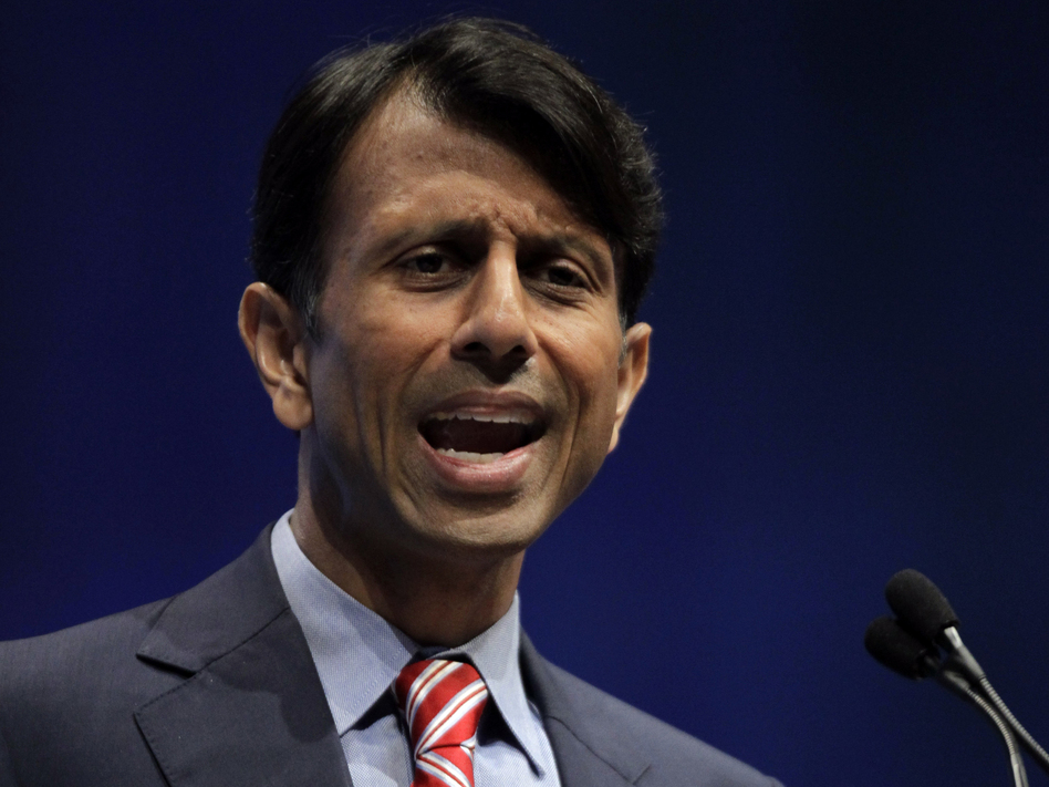 Louisiana Republican Gov. Bobby Jindal wants the administration's health care law repealed.
