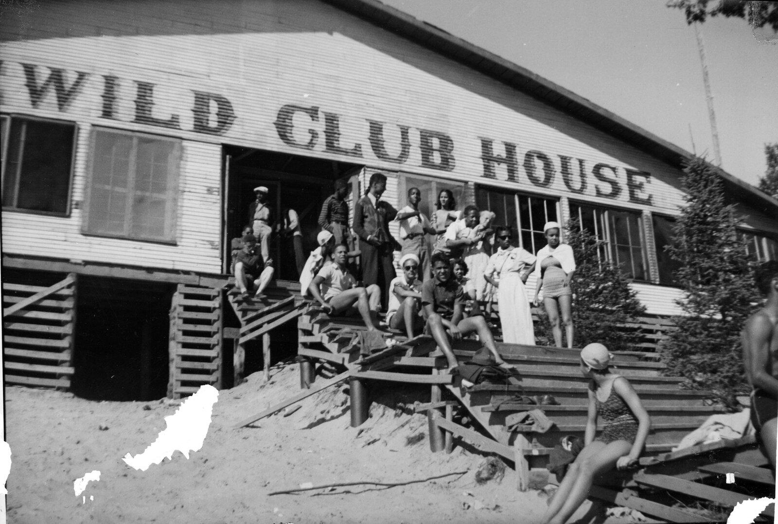 1927 : Idlewild Summer Resort Company Formed