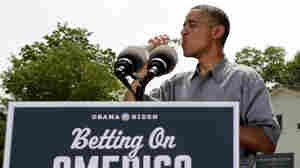Obama Touts Auto Bailout In Ohio Tour