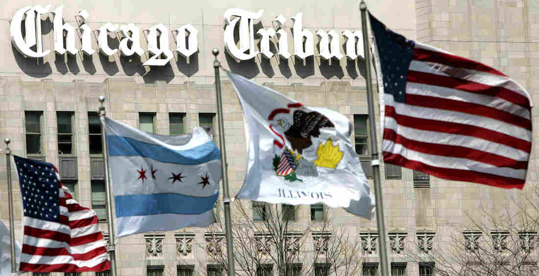 Newspapers acknowledged publishing dozens of items in print or online from outsourcing firm Journatic that appeared under fake bylines. The Chicago Tribune, for example, said the matter is under investigation. But the newspaper's corporate parent, the Tribune Co., is a new investor in Journatic.