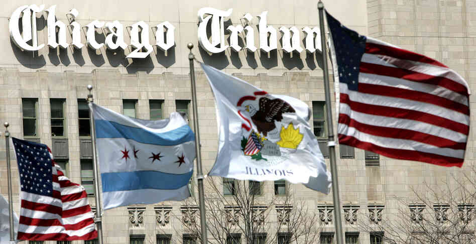 Newspapers acknowledged publishing dozens of items in print or online from outsourcing firm Journatic that appeared under fake bylines. The Chicago Tribune, for example, said the