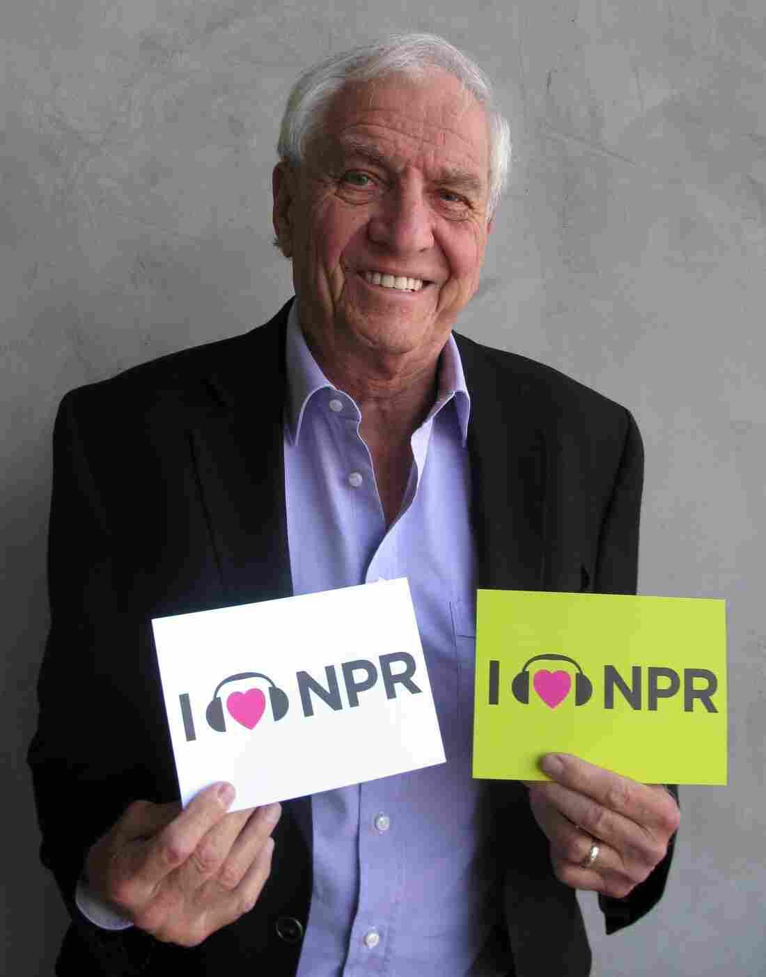 Garry Marshall at NPR West