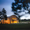 Seiji Ozawa Hall at Tanglewood.