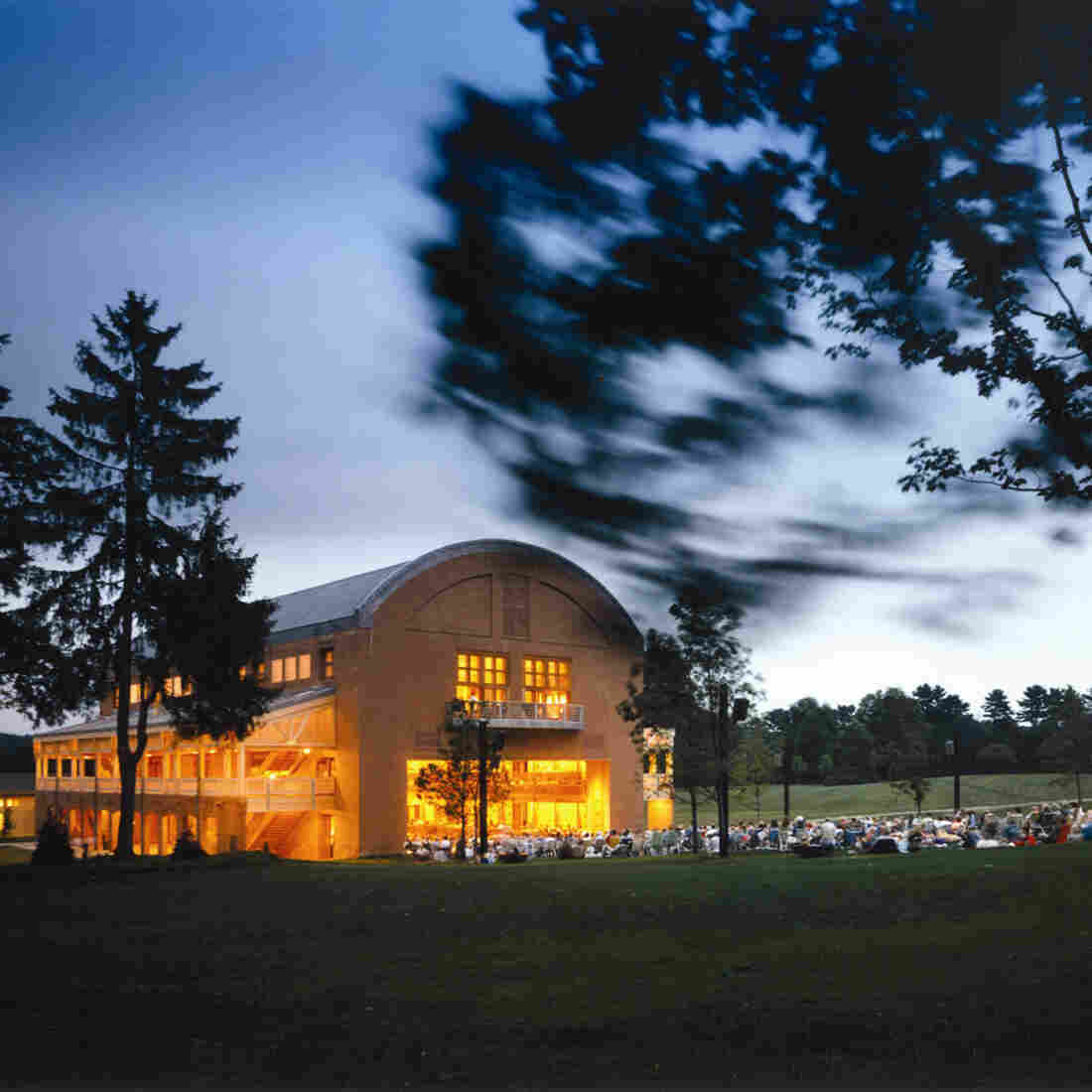 Tanglewood, My Family's Transcendental Homeland