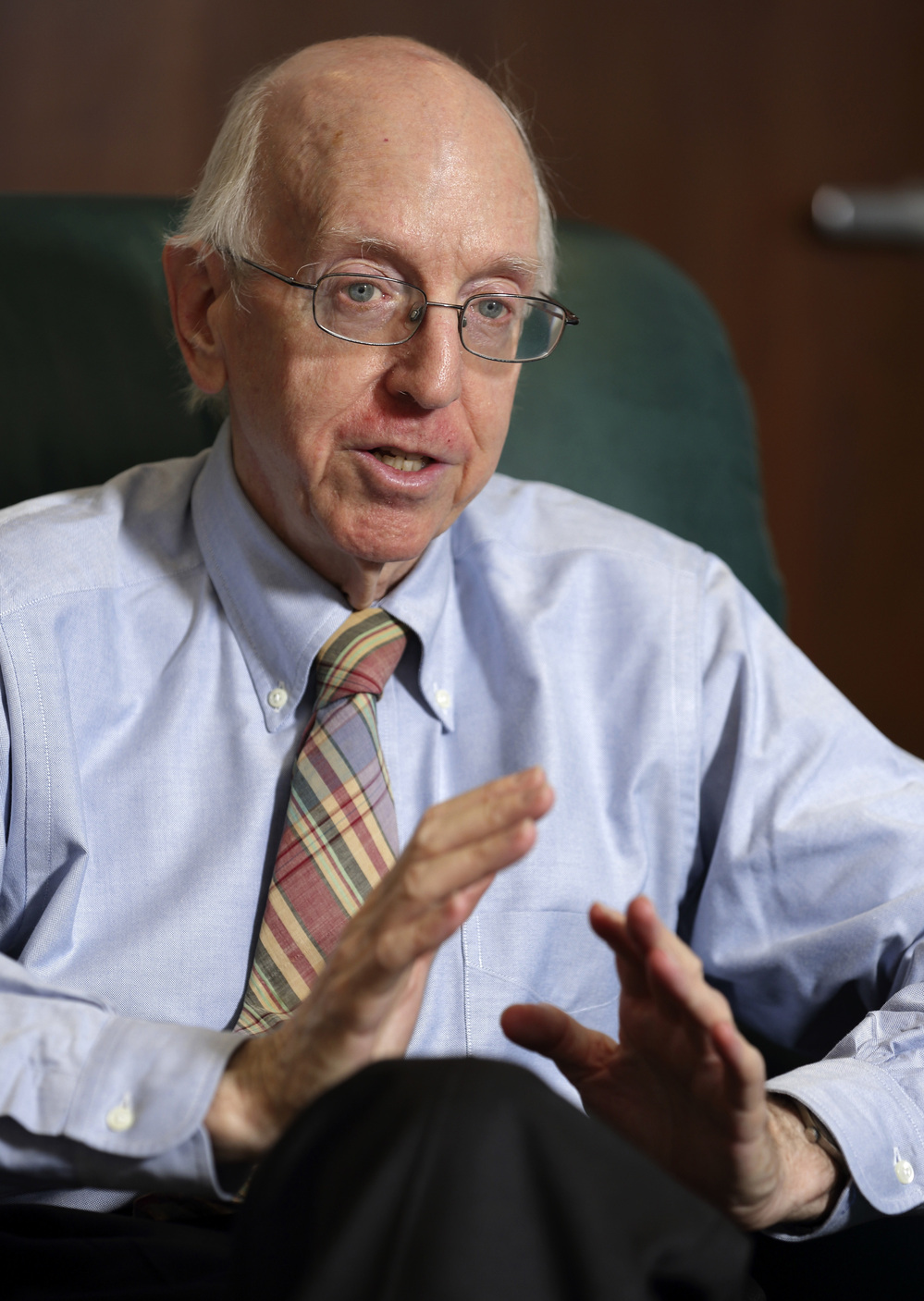 Judge Richard Posner of the 7th U.S. Circuit Court of Appeals in Chicago.
