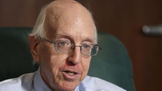 Judge Richard Posner of the 7th U.S. Circuit Court of Appeals in Chicago. (Reuters /Landov)